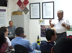 Café com Segurança:  Tema Alcoolismo, por Dr. Dagoberto Franco.