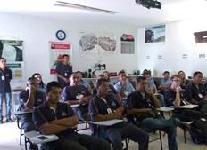 Grycamp Transportes - café com segurança - Exposição a Mídia