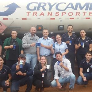 No dia 12/06/2017 a Grycamp implantou o Programa Padrinho.
