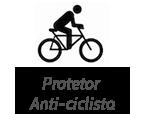 Protetor Anti-Ciclista